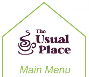 The Usual Place Main Menu